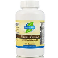 Priority One Vitamins - Women's Formula 240 caps Health and Beauty