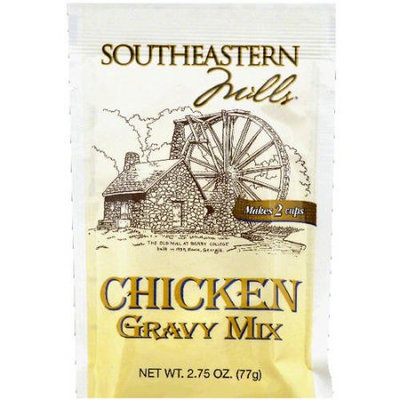 Southeastern Mills Chicken Gravy Mix, 2.75 oz, (Pack of 12)