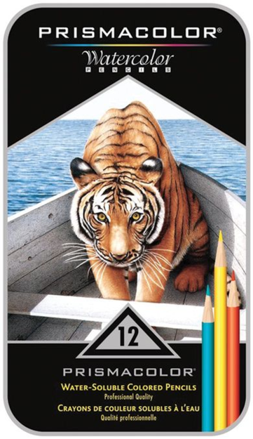 Alvin SN4064 Prisma Watercolor Pencil - Set of 12