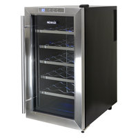 Newair Appliances NewAir Appliances Thermoelectric 18-Bottle Wine Cooler
