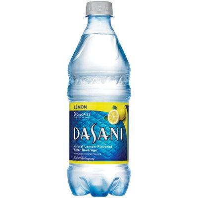Dasani Purified Lemon Water 20 Oz