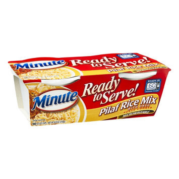 Minute Ready to Serve! Pilaf Rice Mix - 2 CT