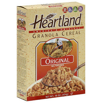 Heartland Original Granola Cereal