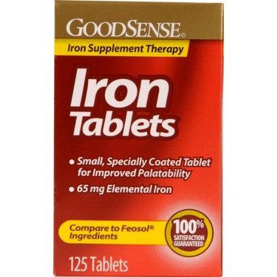 Wholesale Good Sense Iron Tablets(12x$5.16)