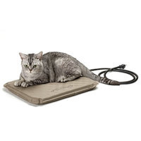 K & H Manufacturing Lectro Soft Heated Dog Bed