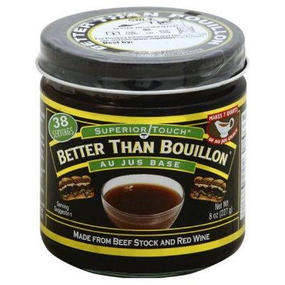Better Than Bouillon Superior Touch Au Jus Base 8 oz