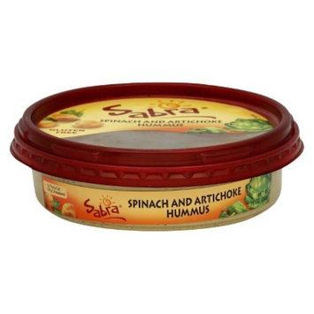 Sabra Spinach and Artichoke Hummus 10 oz