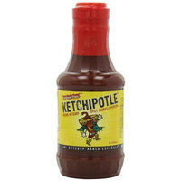 Schy Town Ketch on Fire Ketchipotle, 18-Ounces (Pack of 6)