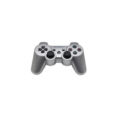 Sony PS3 DualShock 3 Wireless Controller Silver