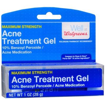 Walgreens Acne Treatment Gel, 1 oz