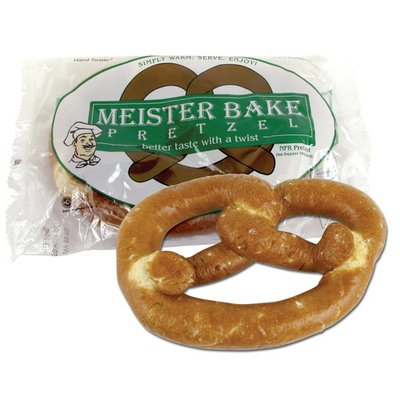 Gold Medal 5629 Meister Bake Unsalted Pretzel 48 / Case