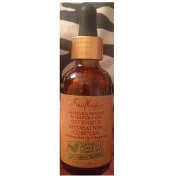 SheaMoisture Manuka Honey & Mafura Oil Intensive Hydration Complex for Dry Hair, 2 Oz