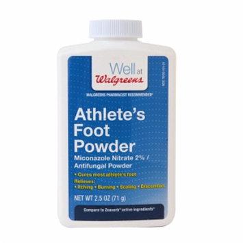 Walgreens Antifungal Athlete's Foot Powder
