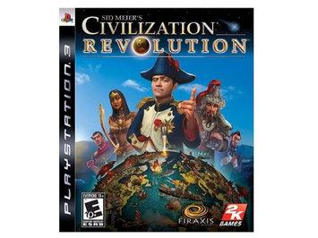 2k Games Sid Meier's Civilization Revolution Playstation3 Game 2K