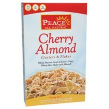 Peace Cereals Cereal Cherry Almond 11 oz. (Pack of 6) ( Value Bulk Multi-pack)