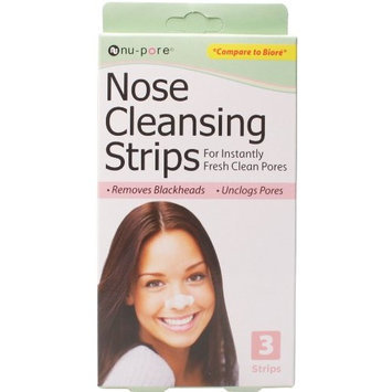 Nu-Pore Nose Cleansing Strips, Bulk Case of 48