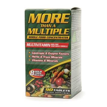 American Health More Than A Multiple Multivitamin