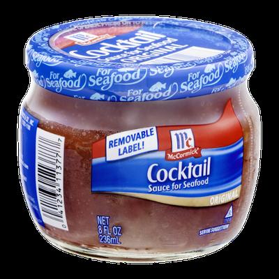 McCormick Cocktail Sauce for Seafood Original
