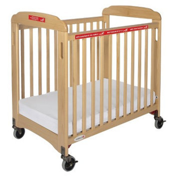 Foundations First Responder Evacuation Clearview Crib with Frame