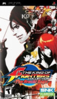 Crave Entertainment King of Fighters Orochi Saga
