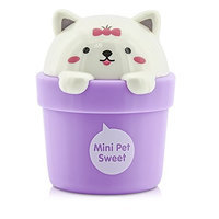 The Face Shop TheFaceShop Lovely ME:EX Mini Pet Hand Cream #4. Fruity Floral