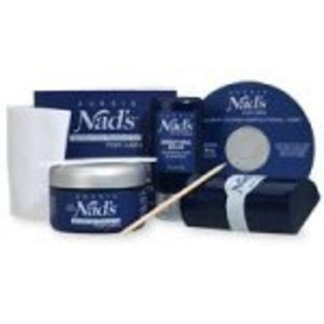 Nad's No-Heat Hair Removal Gel for Men (1 Kit)