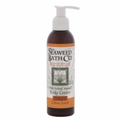 The Seaweed Bath Co. Body Cream, Citrus, 6 fl oz.