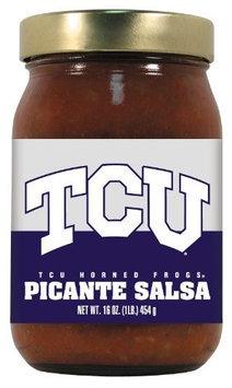 TCU Horned Frogs Medium Picante Salsa Hot Sauce Harry's