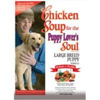 Chicken Soup For The Pet Lover's Soul Chicken Soup for the Puppy Lover's Soul Dry Dog Food for Puppy, Large Breed Chicken Flavor, 35 Pound Bag