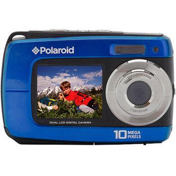 Polaroid IF045-BLUE Dual Screen Water Proof Camera