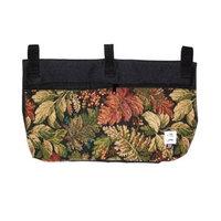 Handi-pockets Handi Pockets 2c6hl Storage Accessory Walker, Tapestry, Heirloom with Zipper
