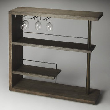 Butler Broadway Modern Bar Cabinet