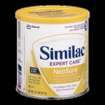 Similac Infant Formula Expert Care NeoSure