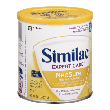 Similac Infant Formula Expert Care NeoSure