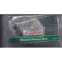 Krispy Kreme Glazed Honey Buns - 6 Individually Wrapped Single Serving Honey Buns