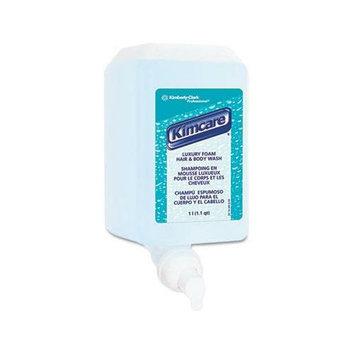 Kimberly Clark Kimcare 91553 Luxury Foam Hair & Body Wash