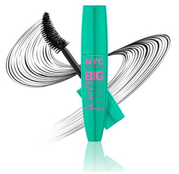 NYC  New York Color Big Bold Curl Mascara