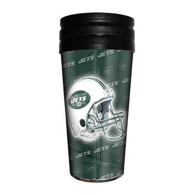 Icup Inc. ICUP New York Jets NFL 16 oz Travel Mug