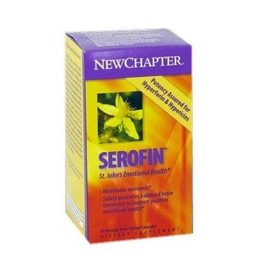 New Chapter Chapter Serofin, 60 Softgels