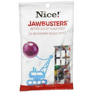 Nice! Jawbusters