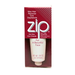 Zip Wax Hot Wax Hair Remover for a Beautiful Face