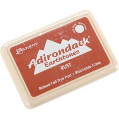 Ranger RANGER Adirondack Earthtones Dye Inkpads-Rust