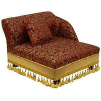 Fantasy Furniture Mini Dog Chaise Elegant