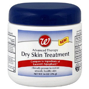 Walgreens Advanced Therapy Dry Skin Treatment Ointment