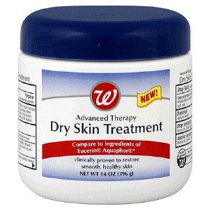 Walgreens Advanced Therapy Dry Skin Treatment