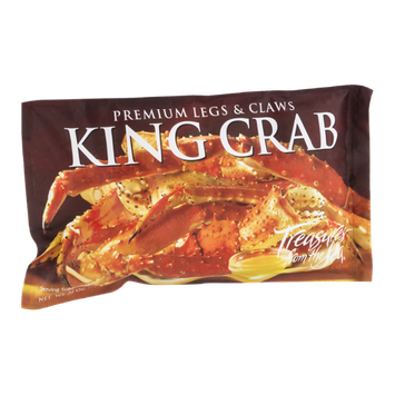 Treasures From The Sea Premium Legs & Claws King Crab