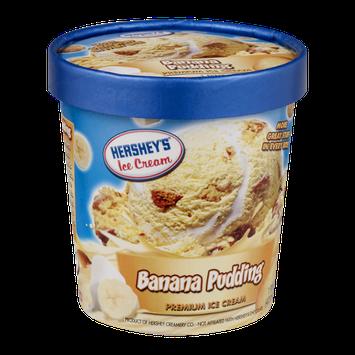 Hershey's Ice Cream Banana Pudding