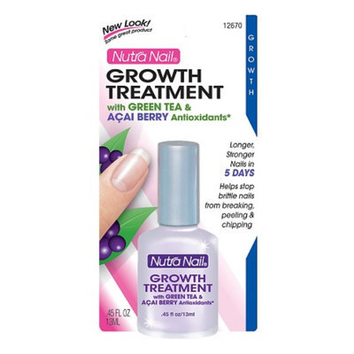 Nutra Nail Growth Treatment with Green Tea