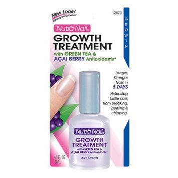 Nutra Nail Growth Treatment with Green Tea & Acai Berry Antioxidants