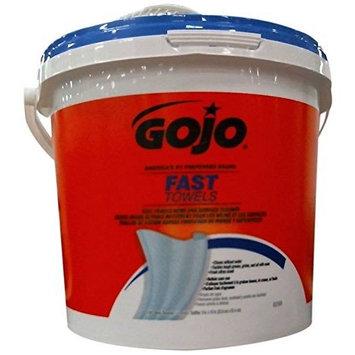 Gojo 629804 Fast Wipes Valu Pk 130/Pk